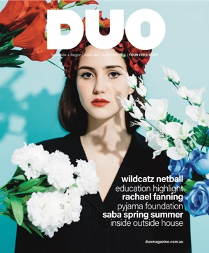 DUO Magazine Cover: September 2018