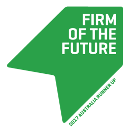 Intuit Firm of the Future 2017 logo