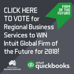 Vote RBS for Intuit Firm of the Future